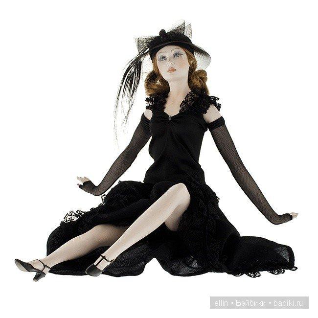 Элегантные куклы-дамы Марии Росси (Maria Rossi). Коллекционные куклы марки Marigio