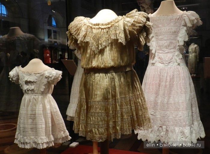 Выставка императорского и придворного костюма в Эрмитаже ...