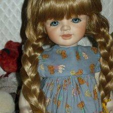 Куклы Jerri McCloud. Неизвестная
