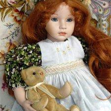 Мои девочки от Pauline Bjonness Jacobsen. ч.1 Colleen