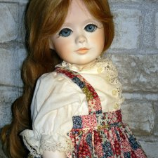 Куклы Jerri McCloud. Nobody