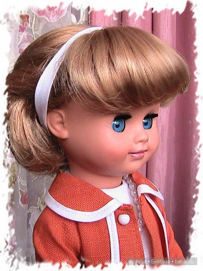 Выкройки для немецких кукол
