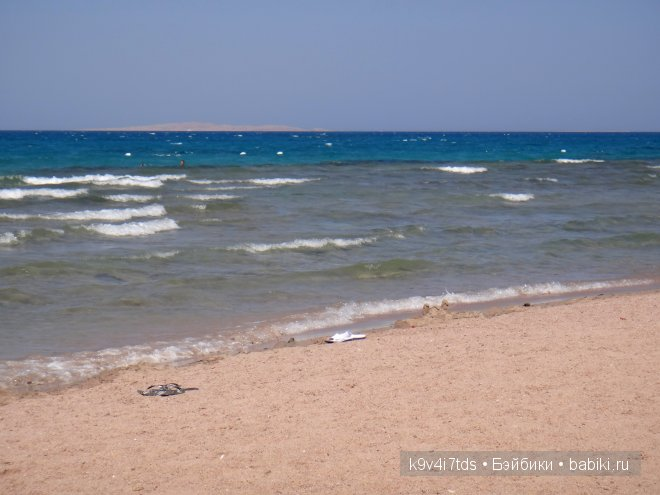 красное море