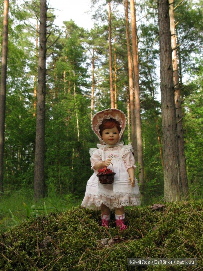 кукла автора Heidi Plusczok