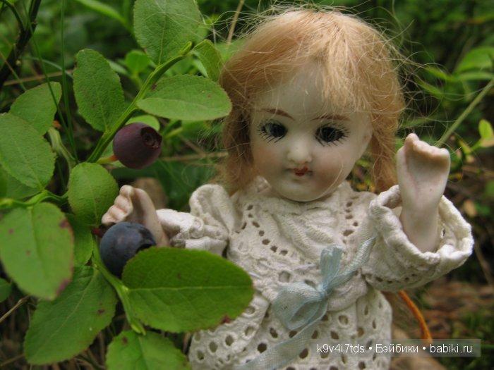 Кукла Mignonette
