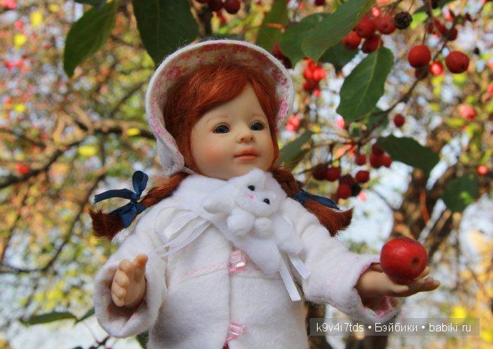 кукла Heidi Plusczok
