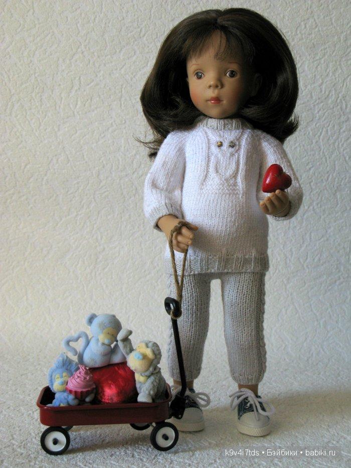 Minouche от Silvia Natterer