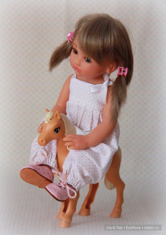 кукла автора Gabriele Müller