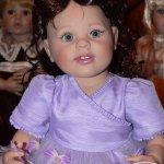 Новенькая Artista doll. по имени Цветочница