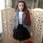Наряд, аутфит для куклы Тоннер Антуанетта