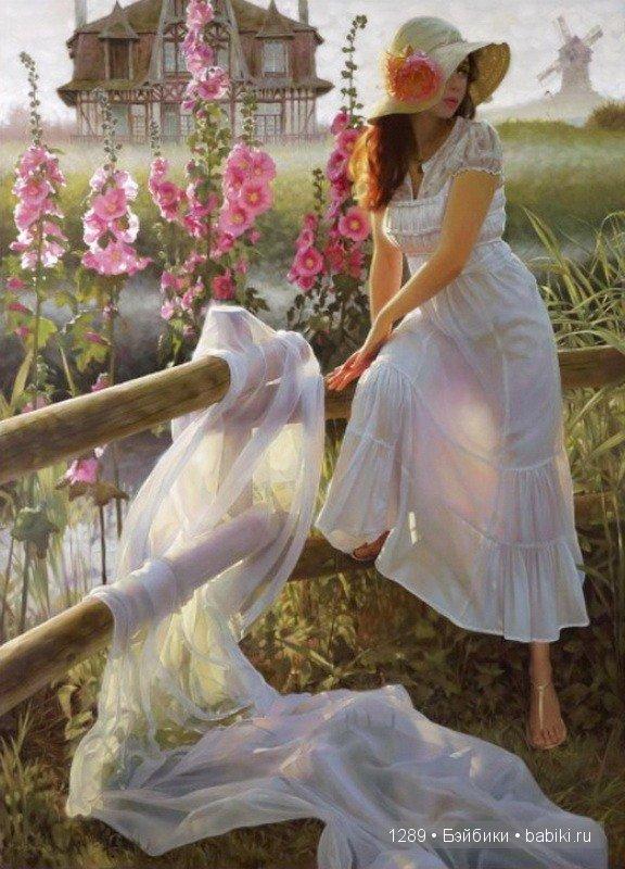 Картины Андрея Беличенко и Марии Бухтияровой