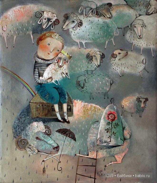 Работы Анны Силивончик