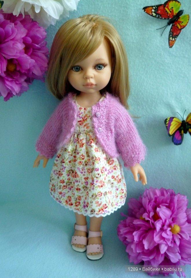 Кофточку для куклы своими руками 315