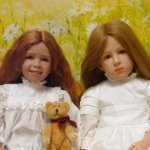 Улыбнись со мной... Almuth  Sabine Esche и  Buena Nottа Susan Krey