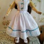 - 20% нижнее белье для антикварной куклы или реплики из трех предметов за 1200