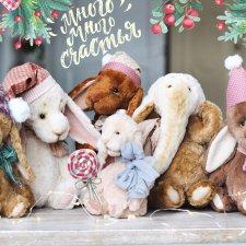 Рождественская коллекция игрушек ручной работы