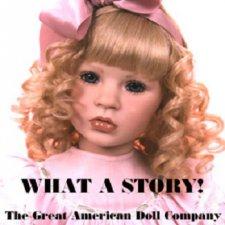 Bruno Rossellini, GADCO и некоторые его куклы в моей коллекции