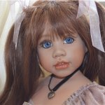 Джоелла маленькая зайка. Автор Rose Mary STRYDOM