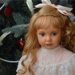 Виктория-Роуз прима классической кукольной красоты