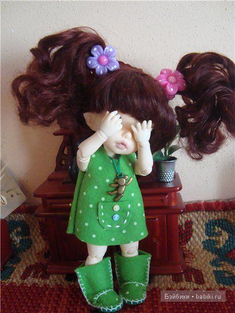 бжд, куколка, анте, Манечка