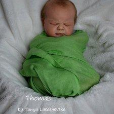Thomas, кукла реборн Татьяны Латашевской