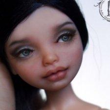 Моя новая авторская кукла, Лола. KKeRRin-Dolls
