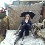 Фарфоровые куклы в Сити-Молл