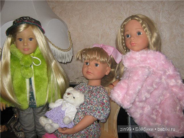 Готц,коллекционные куклы