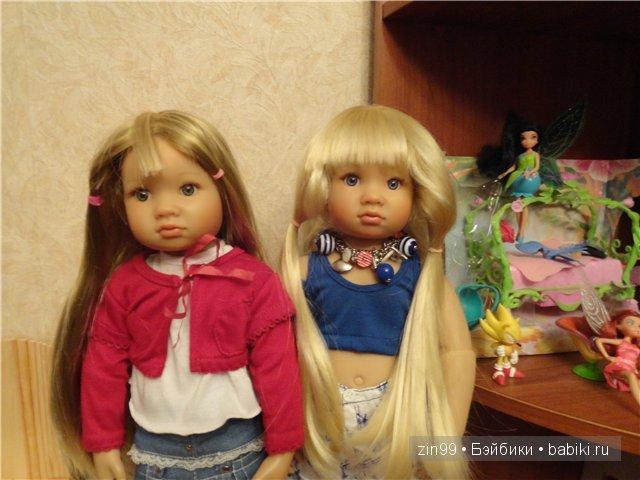 игровые и коллекционные куклы