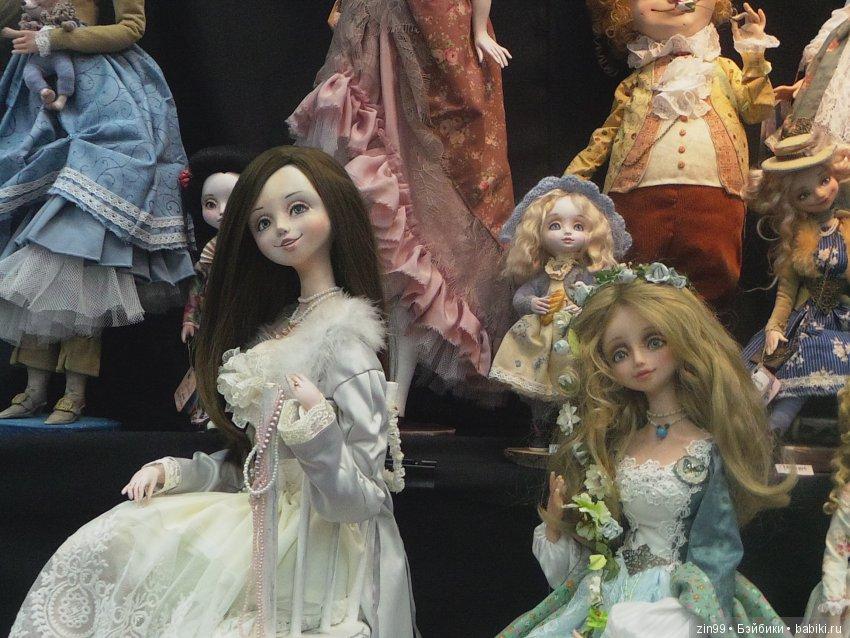 выставка кукол