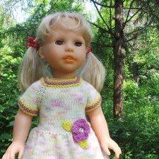 Лето, лето с куклами Zapf