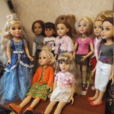 Куклы Best Friends и Золушки