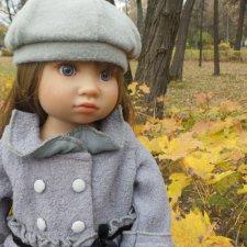 Осень в парке и в моем районе с куклами Kidz'n'Cats