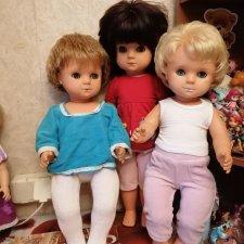 Куклы ГДР новенькие