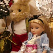 Кролик был бы рад, и Алиса тоже