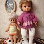 Две куклы ГДР.