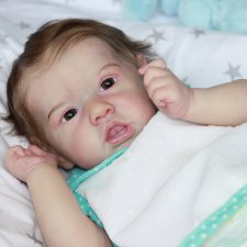 Моя девочка Саския, кукла реборн Беспаловои Жанны