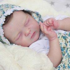 Little lady Scarlett,кукла реборн Беспаловои Жанны