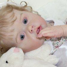 Моя Ариэль, кукла реборн Беспаловои Жанны
