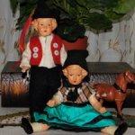 Продаётся мальчик-немецкая,антикварная,керамическая куколка ECW-E.Christian Wittig.Состояние !