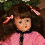 Старинная,ранняя кукла Sonni .Германия.В хорошем состоянии.Кукле 60 лет.