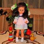 Немецкая кукла  компании Sonneberg -70-е годы. Замечательное состояние!
