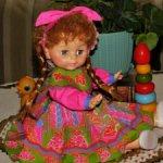 Красивая,американская кукла 60-х годов в отличной сохранности. Милейшая детка!