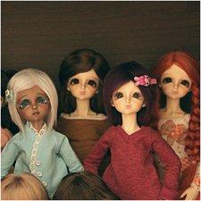Моя кукольная коллекция. Часть 3. Мишкомания