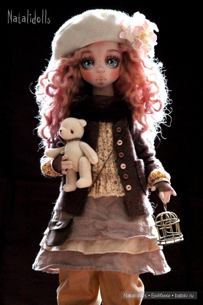 Авторские куклы Подкидышевой Натальи