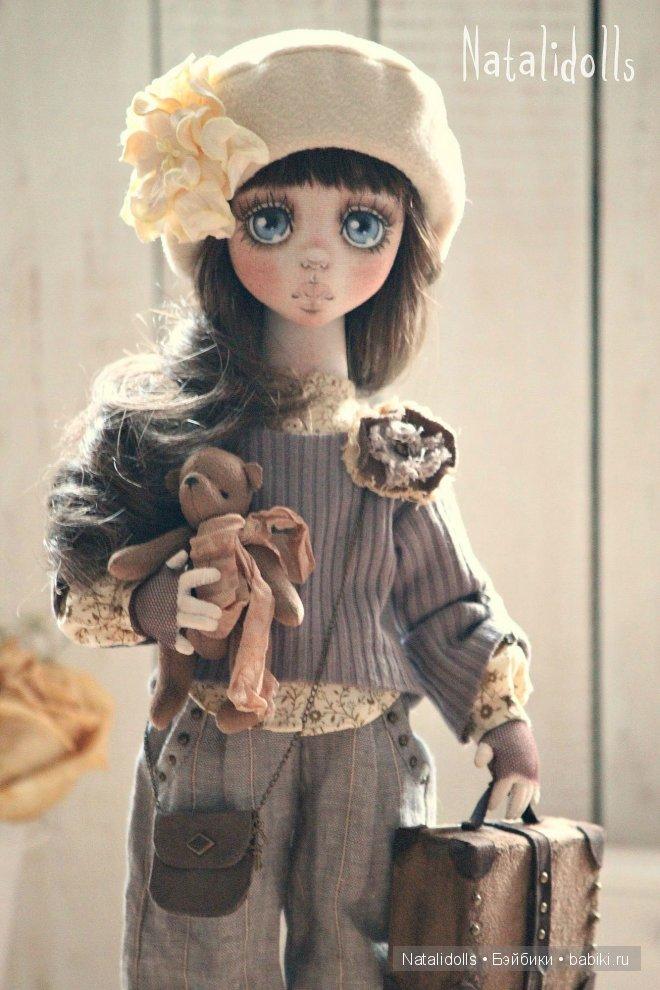 Авторские куклы своим руками 58