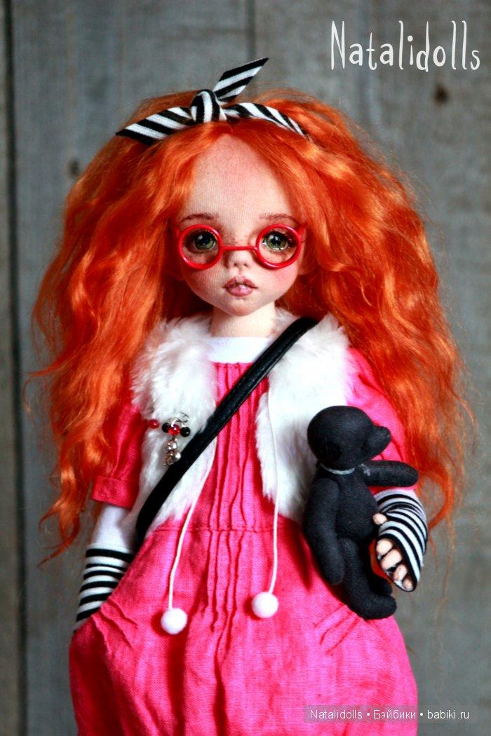 Текстильные кукла своими руками