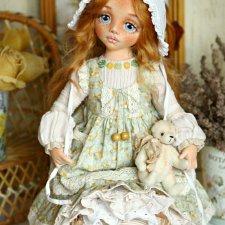 Куклы из ткани Подкидышевой Натальи