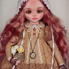 Авторские текстильные куклы Подкидышевой Натальи