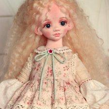 Текстильные куклы Натальи Подкидышевой